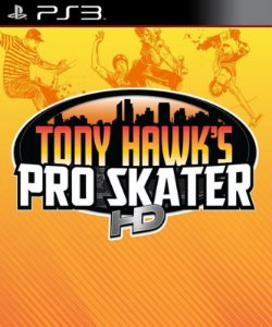 Tony Hawk's Pro Skater HD PS3 PSN MÍDIA DIGITAL