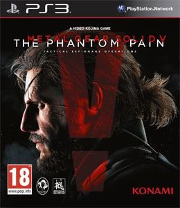Metal Gear Solid V The Phantom Pain PS3 Mídia Digital