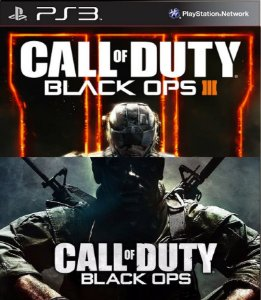 Call Of Duty Black Ops 3 + Brinde Black ops 1 PS3 PSN Mídia Digital