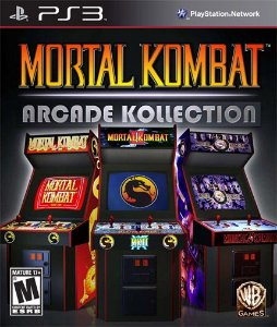 Mortal Kombat Arcade Kollection PS3 PSN MÍDIA DIGITAL