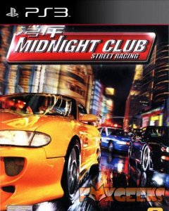 Midnight Club PS3 PSN MÍDIA DIGITAL