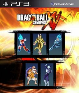 Dlc Dragon Ball Xenoverse Resurrection F PS3 PSN MÍDIA DIGITAL