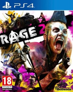 RAGE 2 PS4 PSN Mídia Digital