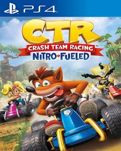 Crash™ Team Racing Nitro-Fueled  PS4 PSN Mídia Digital