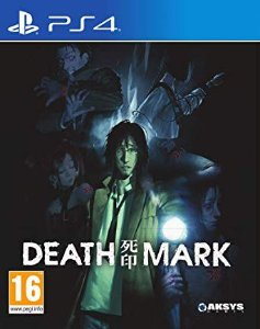 Death Mark  PS4 PSN Mídia Digital