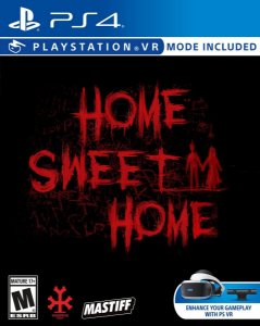 Home Sweet Home PS4 PSN Mídia Digital