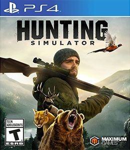 Hunting Simulator PS4 PSN Mídia Digital