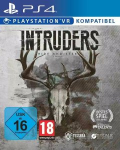 Intruders: Hide and Seek PS4 PSN Mídia Digital