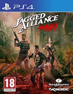 Jagged Alliance: Rage! PS4 PSN Mídia Digital