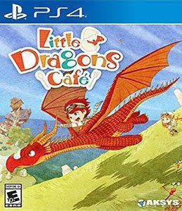 Little Dragons Café PS4 PSN Mídia Digital