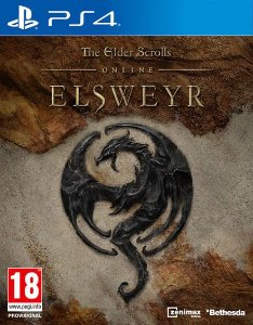 The Elder Scrolls Online Elsweyr  PS4  PSN Mídia Digital