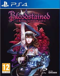 Bloodstained: Ritual of the Night PS4  PSN Mídia Digital