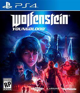 Wolfenstein: Youngblood PS4 PSN Mídia Digital
