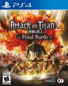 Attack on Titan 2: Final Battle Upgrade Pack  Mídia Digital PS4 PSN