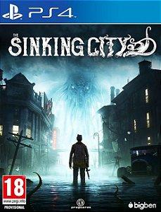 The Sinking City PS4 PSN Mídia Digital