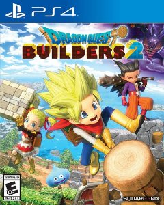 DRAGON QUEST BUILDERS 2 PS4 PSN Mídia Digital