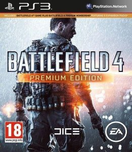 BATTLEFIELD 4 PREMIUM EDITION PS3 PSN Mídia Digital