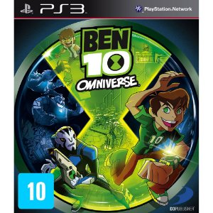BEN 10 OMNIVERSE 1 PS3 PSN Mídia Digital