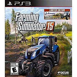 FARMING SIMULATOR 15 PS3 PSN Mídia Digital