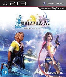 Final Fantasy X/X-2 HD Remaster  PS3 PSN Mídia Digital
