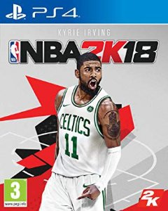 NBA 2K18 PS4 PSN mídia Digital