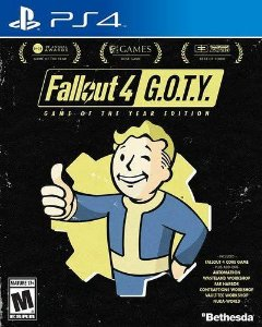 FALLOUT 4 GAME O THE YEAR EDITION  PS4 PSN Mídia Digital