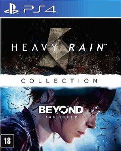 HEAVY RAIN E BEYOND Two Souls  PS4 PSN Mídia Digital
