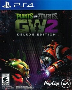 Plants Vs Zombies Garden Warfare 2 Deluxe Edition PS4  PSN Mídia Digital
