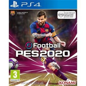 PES 2020 Standard Edition PES 20 PS4 Pro Evolution Soccer PSN Mídia Digital