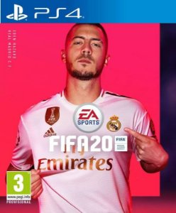 FIFA 20 Standard Edition EA SPORTS PS4 PSN Mídia Digital