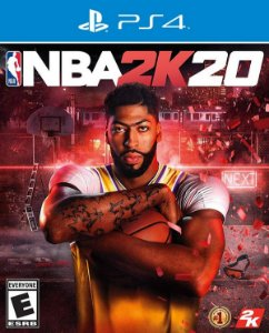NBA 2K20 PS4 PSN Mídia Digital