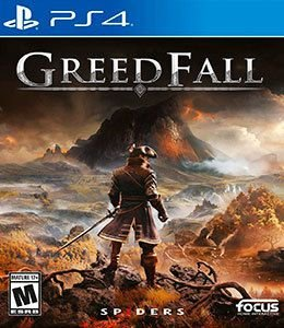 GreedFall  PS4 PSN Mídia Digital