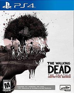 The Walking Dead: The Telltale Definitive Series  PS4 PSN Mídia Digital