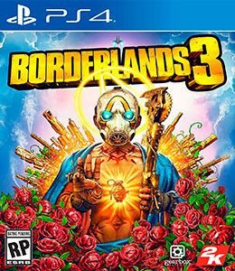 Borderlands 3 PS4 PSN Mídia Digital