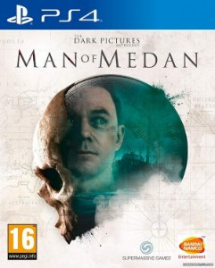 The Dark Pictures Anthology Man of Medan PS4 PSN Mídia Digital