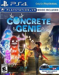Concrete Genie   VR PS4 PSN Mídia Digital
