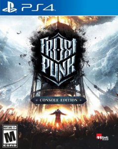Frostpunk Console Edition PS4 PSN Mídia Digital
