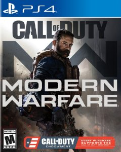 Call of Duty Modern Warfare  PS4 PSN Mídia Digital