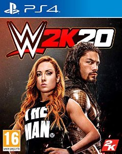 WWE 2K20 PS4 PSN Mídia Digital