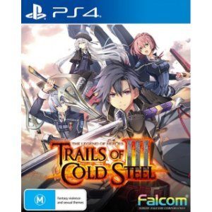 The Legend of Heroes Trails of Cold Steel III PS4 PSN Mídia Digital