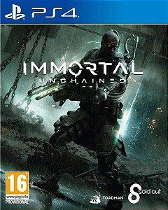 IMMORTAL UNCHAINED Ultimate Edition PS4 PSN Mídia Digital