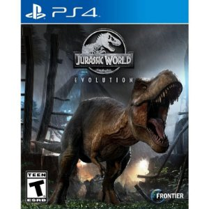 Jurassic World Evolution PS4 PSN Mídia Digital