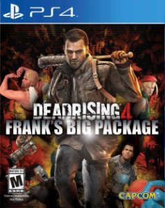 Dead Rising 4 PS4 PSN Mídia Digital