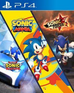 The Ultimate Sonic Bundle  PS4 PSN Mídia Digital