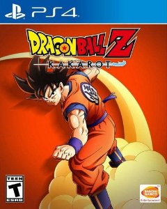 DRAGON BALL Z KAKAROT PS4 PSN Mídia Digital