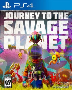 Journey to the Savage Planet PS4 PSN Mídia Digital
