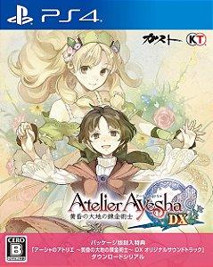 Atelier Ayesha: The Alchemist of Dusk DX PS4 PSN Mídia Digital
