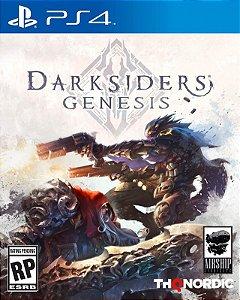 Darksiders Genesis PS4 PSN Mídia Digital