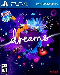 Dreams PS4 PSN Mídia Digital