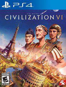 Sid Meier's Civilization VI PS4 PSN Mídia Digital